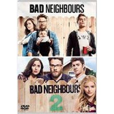 Bad Neighbours / Bad Neighbours 2 (Double Pack) [DVD] [2015]